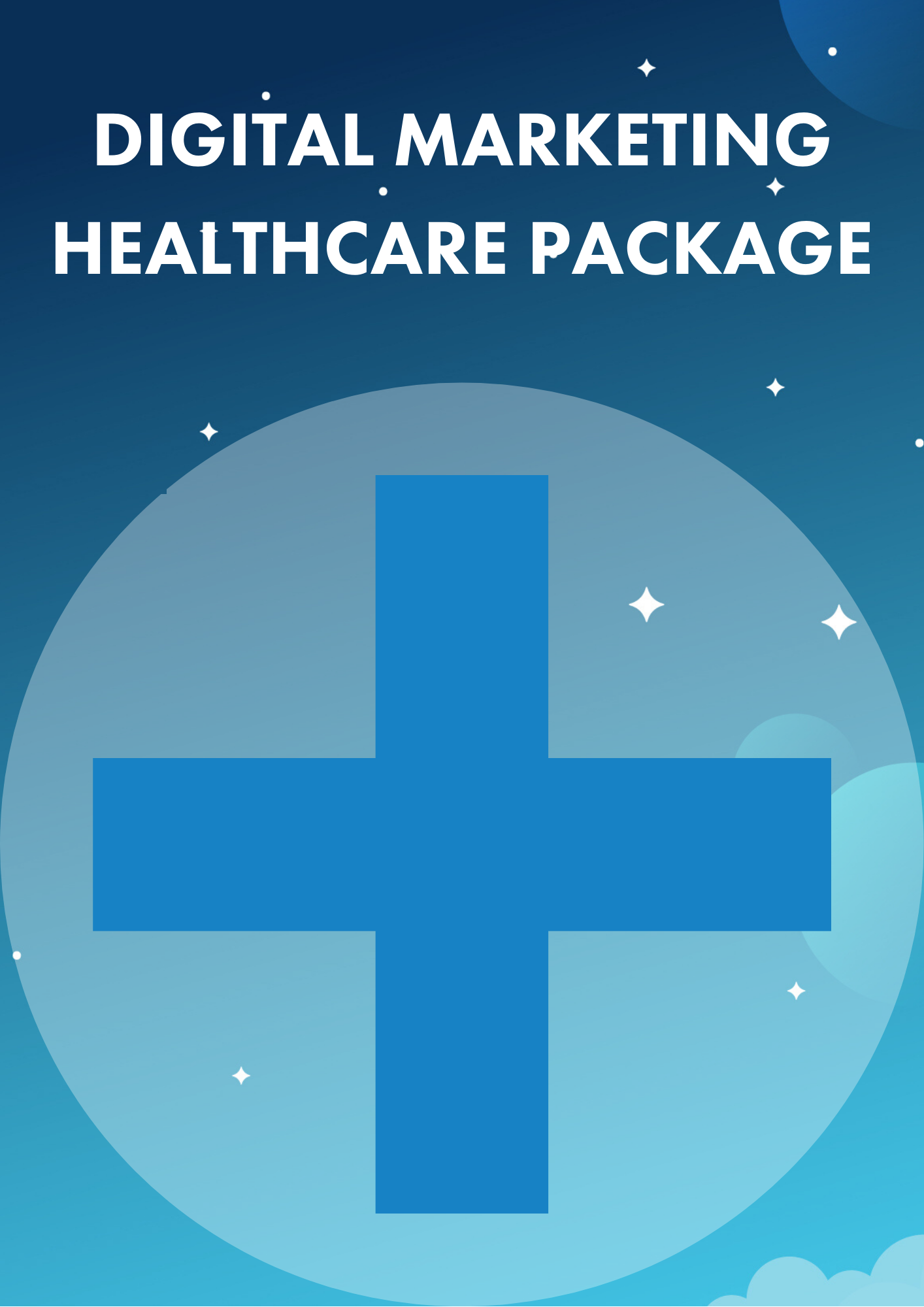 Digital Marketing Healthcare Package